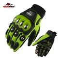 Guantes de moto, guantes de pantalla táctil gants moto luva guantes de motociclista compite con guantes de equitación para moto de la motocicleta motocross