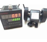 Электронный цифровой дисплей ATK72 C счетчика роликом метр колеса длина измерительный инструмент Y