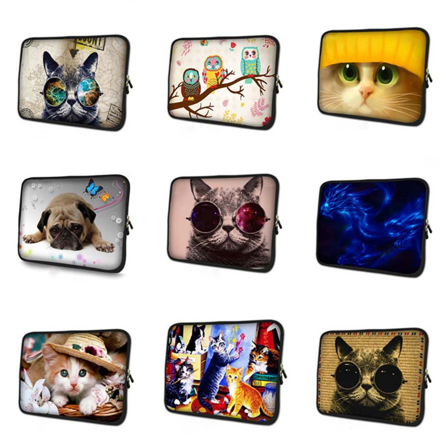 17 3 15 6 15 4 14 4 13 3 11 6 9 7 7 9 inch Ultrabook Laptop case tablet bag Notebook liner sleeve protective pouch cover NS 5084 in Laptop Bags Cases from Computer Office