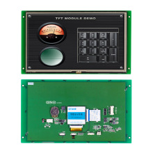 8.4 advanced type engineering plastics TFT LCD screen