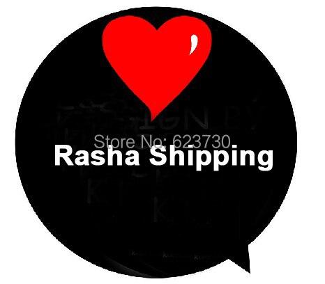 USD10 Rasha Shipping Cost of DH/FEDEX/UPS/TNT/AIR CARGO/SEAUSD10 Rasha Shipping Cost of DH/FEDEX/UPS/TNT/AIR CARGO/SEA