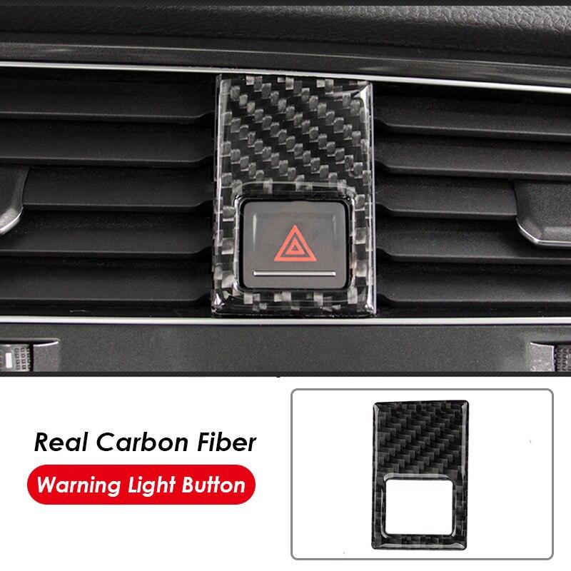 Наклейки Предупреждение ющие световые кнопки модные наклейки для авто Замена интерьерные наклейки Креативные украшения для VW Golf 7