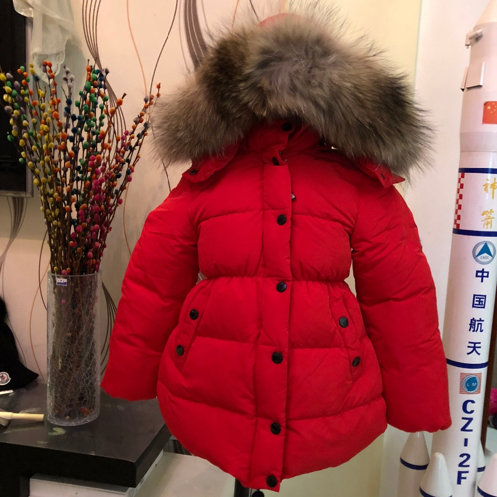 Children Winter Coats 2018 New Jackets Girls Collect Waist Down Coat Fashion Girls Parka Overcoat Thick Warm Children Outerwear 2017 new korea winter plus size women coat overcoat wadded coats solid hood jackets thick warm top quality loose coat a0162