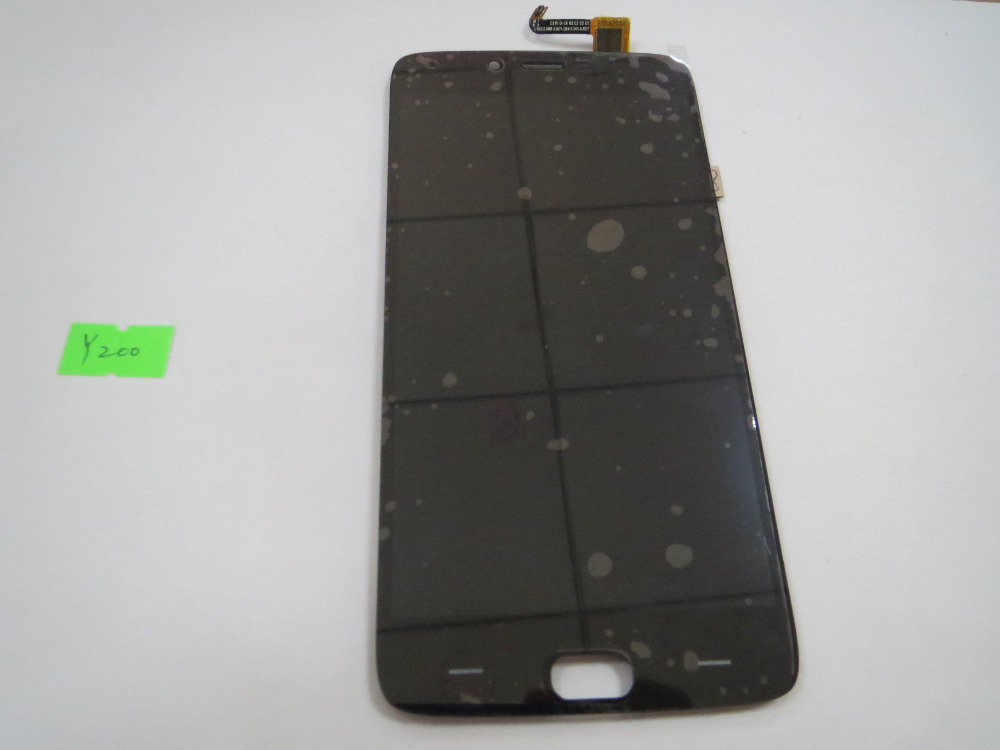 LCD Display+Touch Screen Digitizer Glass Panel Assembly For DOOGEE Y200 HD 5.5inch cell phone