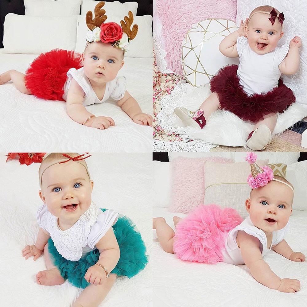 Fashion Creative Girls Kids Baby Dance Fluffy Tutu Skirt Pettiskirt Ballet Skirt
