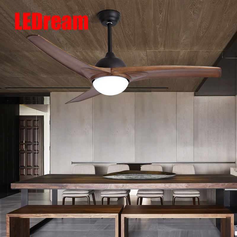 Nordic contracted ceiling lamp modern retro <font><b>fans</b></font> lamp droplight sitting room dining-room bedroom study LED electric <font><b>fans</b></font>