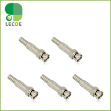 20pcs Soldering BNC Male Connector Plug to RG59 Coaxial Cable Coupler Adapter for CCTV Camera