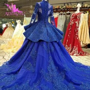 Image 5 - AIJINGYU robes de mariée robe de fiançailles états unis balle russe perles Sexy où acheter des robes de mariée robe de mariée grande taille