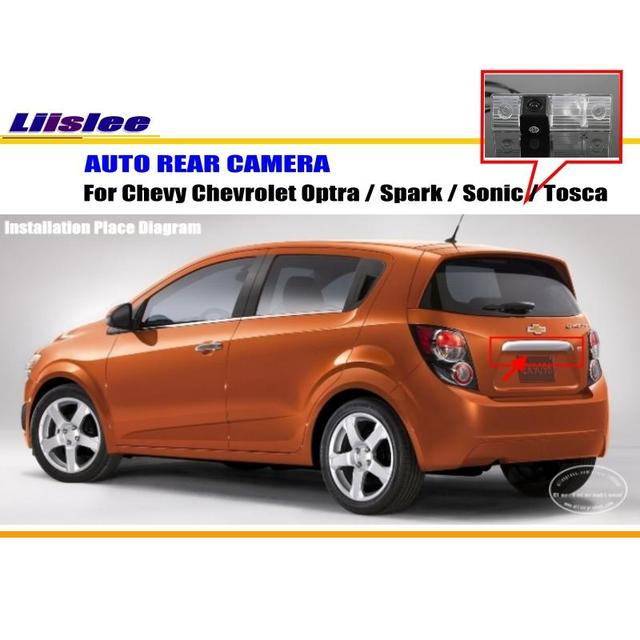 liislee reverse rearview camera for chevy chevrolet optra spark ssr wiring diagram liislee reverse rearview camera for chevy chevrolet optra spark sonic tosca car