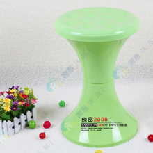 Multi Function Chair Storage Tools Foot Rest Home Decoration Honey Flower Drum Design Circle Shape Furnishing Tool