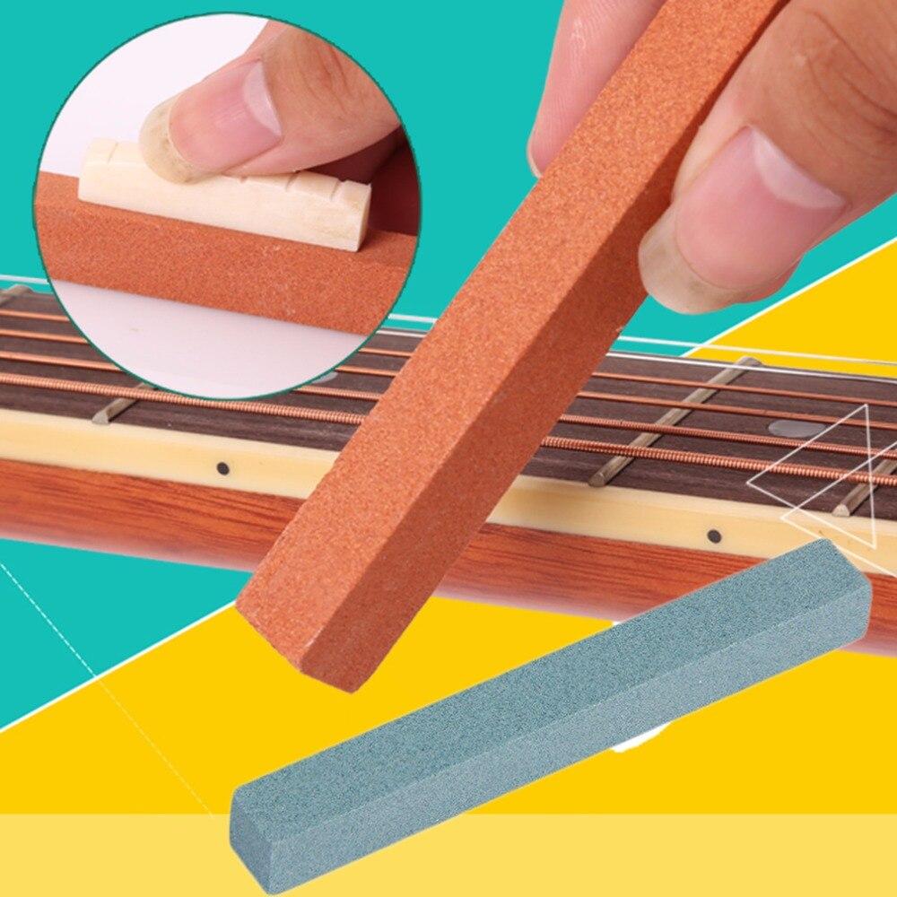 1pc Sanding Polishing Beam For Guitar Bass Fretboard Fret String Luthier Tool free shipping