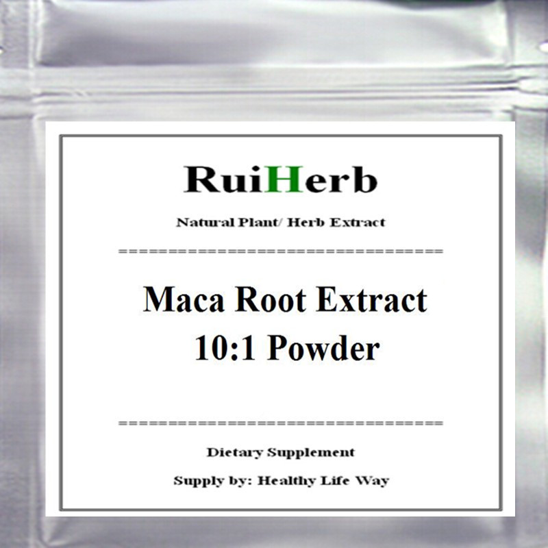 Maca Root Extract 10:1 Powder High Strength Extract Powder c ts021 new 100g top grade purely natural organic pueraria mirifica powder puerarin lobed kudzuvine root extract herbal tea