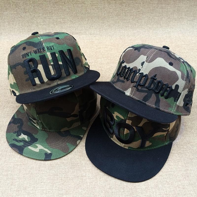 Camo baseball petten compton city letters snapback hats gorra tactical for  man bones raiders basketball west beach brim cap b06c0d21b54