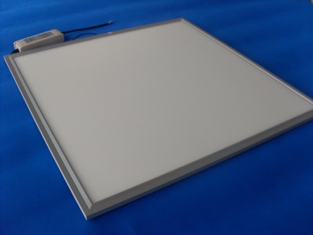 цена Free Shipping High Quality 36W 620x620mm LED Panel CE,FCC,TUV,SAA Passed LED Driver Aluminum+PMMA Epistar LED Chips smd2835 онлайн в 2017 году