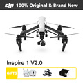 100% Оригинал DJI Inspire 1 V2.0 FPV Дроны Фотограф С Zenmuse X3 4 К HD Камера RC Вертолет Профессиональный Антенна Самолет