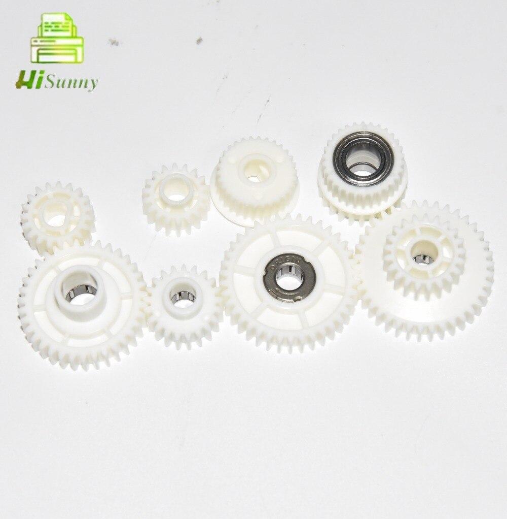 mp8001 kits de engrenagem de alimentação de papel