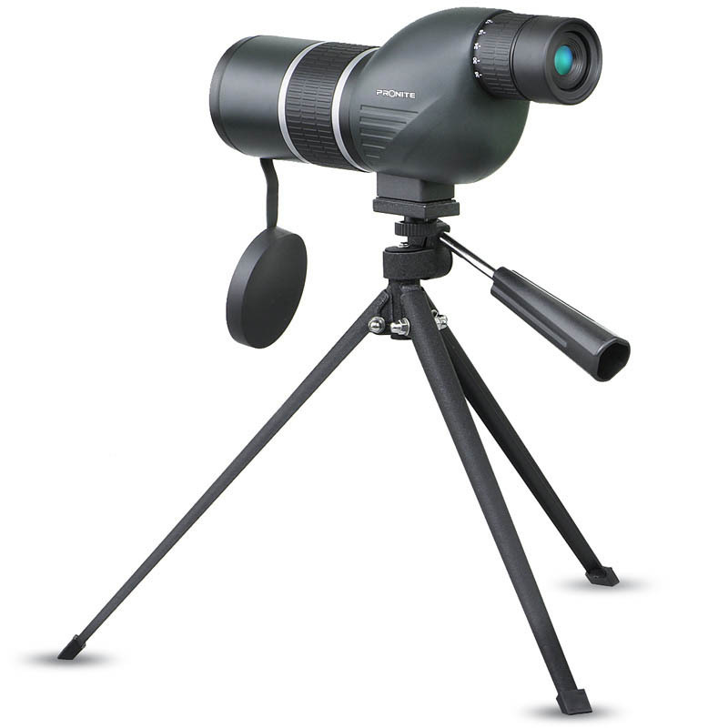 Image 2 - Professional Bird Watching Scope Monocular Zoom Spyglass Telescope Straight/Angled Spotting Scope Landscape Camping with Tripod-in Monocular/Binoculars from Sports & Entertainment