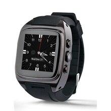 Android-Handy Uhr Smartwatch mit 1,5 zoll 240*240 IPS Touch bildschirm GPS 3G WiFi Kamera Bluetooth Uhr Telefon PK DZ09 X5 DM88