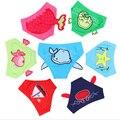0-2Y muchacha del muchacho niños de los niños del traje de baño del bebé bragas de dibujos animados encantadora baño del desgaste del verano de moda Swim Diaper