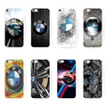 luxury cover For BMW plastic phone cases For Apple iphone 5S 5 5C SE 4S 6 6S 7 Plus 7plus Samsung Galaxy S3 S4 S5 S6 S7 Edge