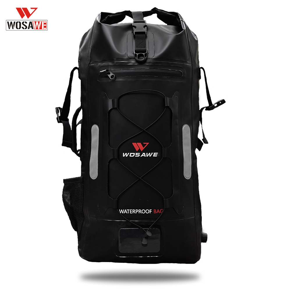 WOSAWE рюкзак для мотоцикла 30L водонепроницаемая сумка для мотоциклетного шлема сумка для мотокросса и путешествий сумка для багажа