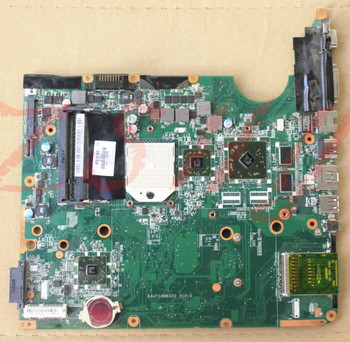Для HP DV6-1000 DV6 материнская плата для ноутбука 509451-001 ddr2 Бесплатная доставка 100% ТЕСТ ОК