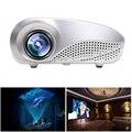 Venda quente Mini Home Cinema LEVOU Projetor Multimídia HD 1080 P Suporte AV TV VGA HDMI USB SD de Alta Qualidade May.17