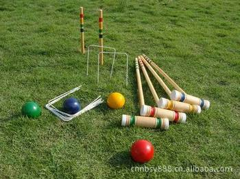 Croquet Set 1