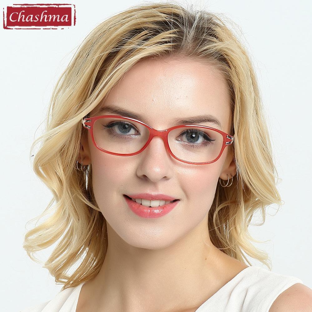 Chashma Dame Nette Gläser Rosa Brillen Studenten Augenglasrahmen ...