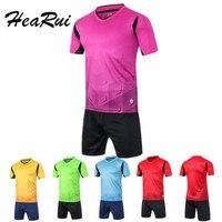 High End Customize League Soccer Uniform Men S 2017 New Design Football Sport Training Suits High