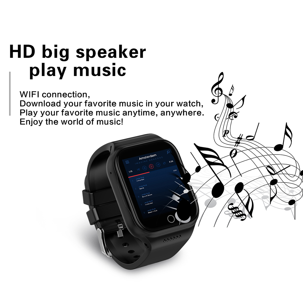 X89 smart wristband watch 1.54inch smart bracelet Android 5.1 Rom 8G support Sim card 3G Wifi Camera 2.0 MP SIM Card - 4