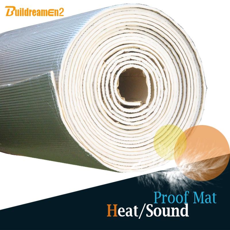 Buildreamen2 1 Roll 8sqm Car Automotive Heat Sound Shield