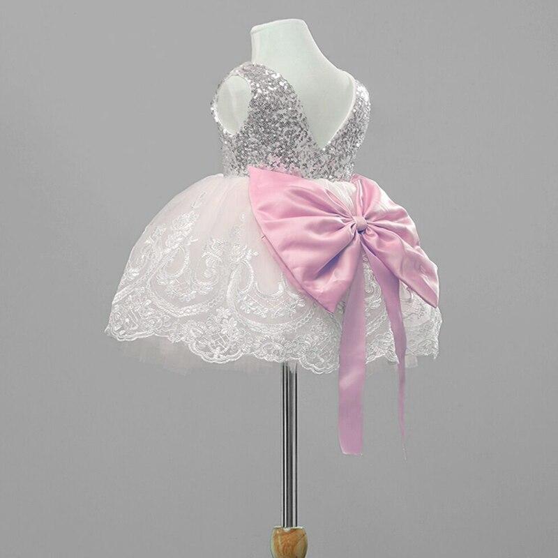 Pirncess Baby Girls Party Dress Lace Kids Girl Chiffon Tutu Bridesmaid Wedding Pageant Formal Gown Dress  0-10T day dress