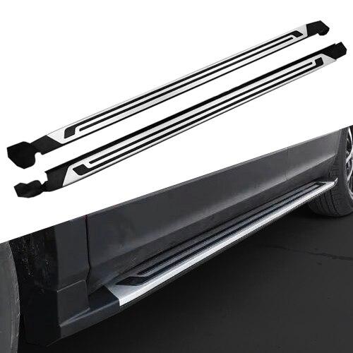 Side Step for VW Volkswagen Tiguan L 2017 2018 Running Board Nerf Bar Platform Pair