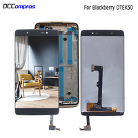 For Blackberry DTEK50 DTEK 50 LCD Display Touch Screen Digitizer Assemblely For Blackberry DTEK50 Screen LCD Display Phone Parts