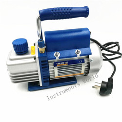 150W 220V FY-1H-N mini portable air vacuümpomp 2PA ultieme vacuüm voor Auto airconditioning reparatie scherm separator