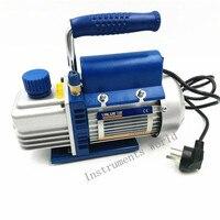 150W 220V FY 1H N mini portable air vacuum pump 2PA ultimate vacuum for Car air conditioning repair screen separator