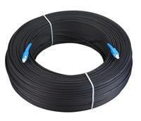 100M Outdoor SC Simplex FTTH Drop Patch Cable SC Singlemode Simplex G657A Fiber optic patch cord