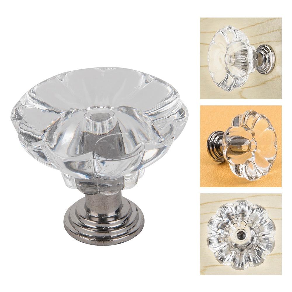 Achetez en gros cristal boutons de meubles en ligne des Bouton cristal meuble cuisine