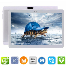 10.1′ Tablets Android 6.0 10 Core 128GB ROM Dual Camera 8MP Dual SIM Tablet PC Google GPS bluetooth phone MT6797 320 dpI