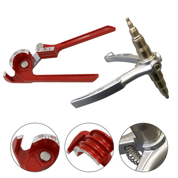 цена на Copper Manual Expanding Tool Pipe Tube Expander  Set W/Manual Tubing Bender Swage tools  for Air Conditioner Refrigeration