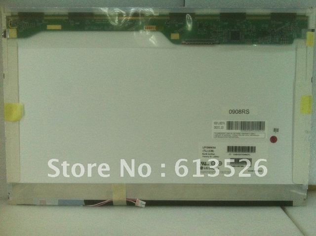 Free shipping by DHL, CLAA154WB03S or other 15.4 replacement laptop LCD screen,CCFL backlight, 1280*800