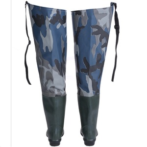 Image 2 - Waterproof Boots Hunting Boots Waders For Fishing Waders Fishing Winter Fishing Boots Wading Shoes Rubber Waders Rubber Boot