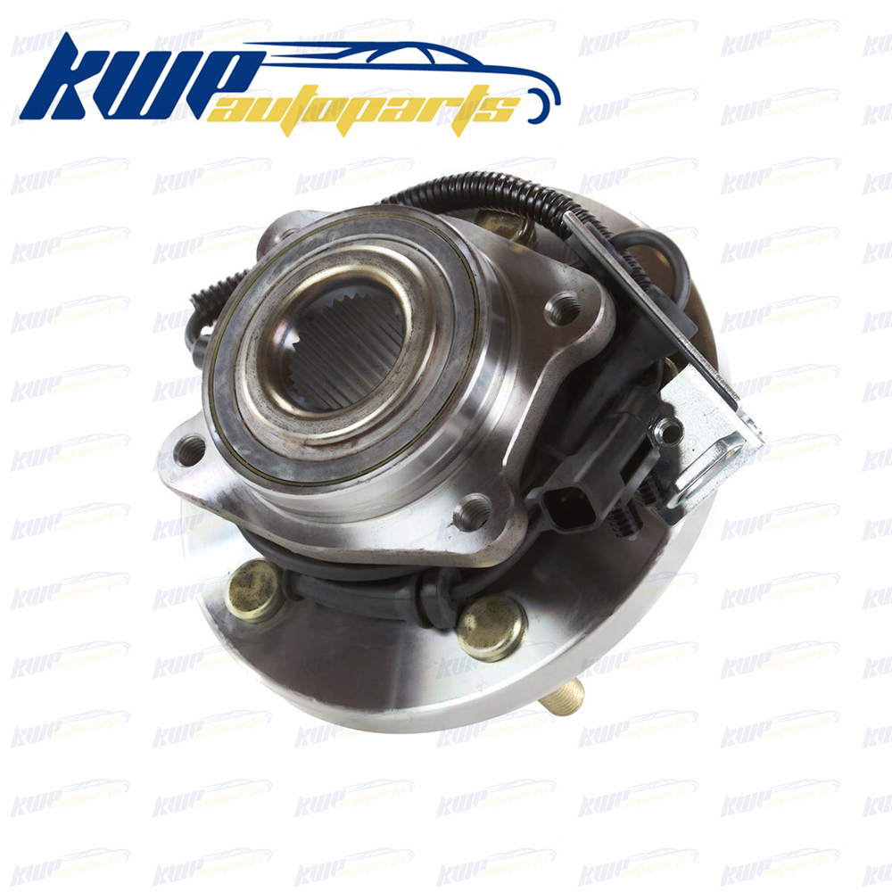 FRONT WHEEL HUB BEARING ASSEMBLY for DODGE GRAND CARAVAN 08 09 10 513273 centric 406 45000 wheel bearing and hub assembly