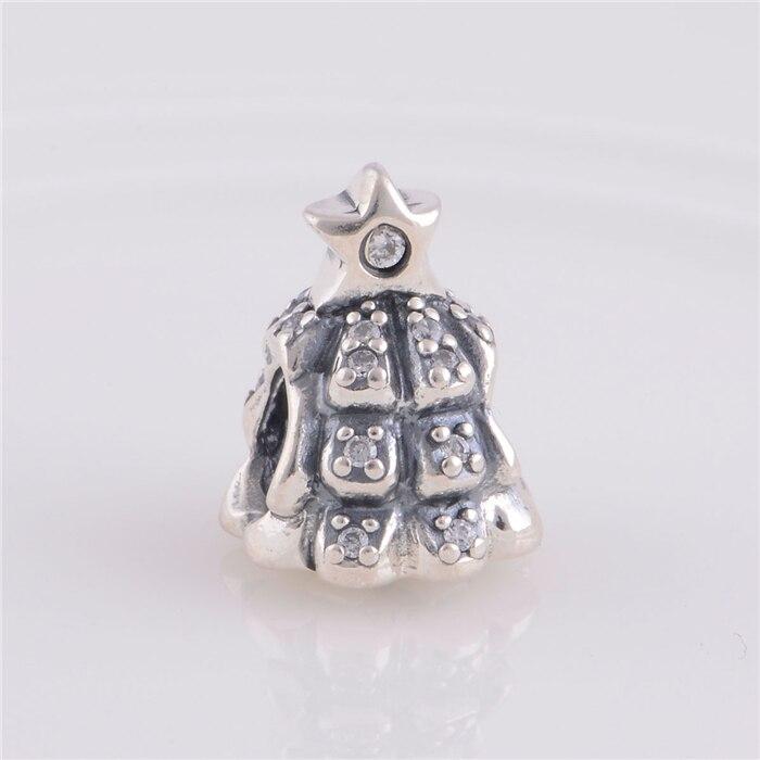 Kerstboom Pandora.Past Pandora Charms Armband Diy Maken Authentieke 925