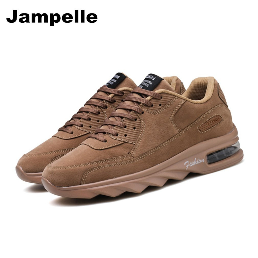 Jampelle Super Cool breathable running shoes men sneakers bounce summer outdoor sport shoes Professional Training shoes