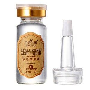 Image 4 - סרום פנים לחות היאלורונית חומצה ויטמינים סרום פנים טיפוח עור נגד קמטים אנטי אייג ינג קולגן מהות 10 ml * 10 pcs