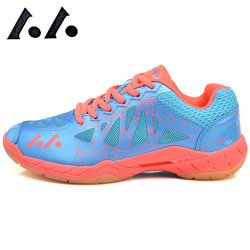 Good quality badminton sneakers for lovers pu leather brand design men badminton shoes woman professional sneakers.jpg 250x250
