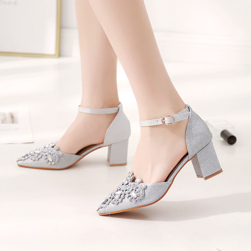 Detail Feedback Questions about big size ankle strap women sandals ... caeb2a4b919f