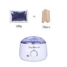 Professional Mini SPA Hands Feet Wax Heater Machine Warmer Heater Deplitory Wax Warmer Pot Hair Removal AU Plug